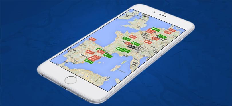 Localización por móvil
