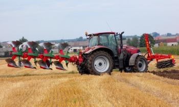 Antirrobo de maquinaria agrícola