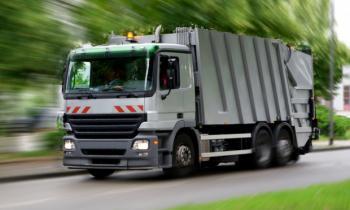Gestión de flotas para camiones de basura