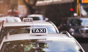 Gestión de flotas de taxis